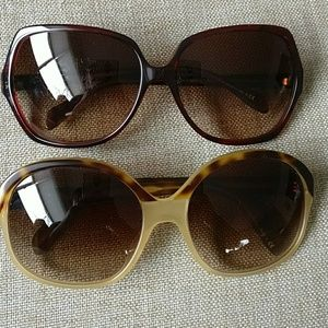 2 pairs Oliver Peoples 100% authentic